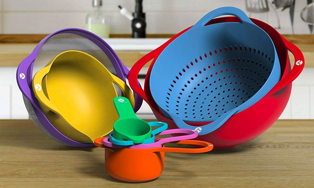New tech  gadgets  gizmos  hi tech  This kitchen prep set is under $20 and has everything you need for mixing and measuring