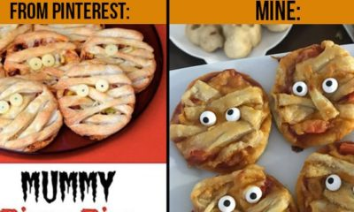 Recipes 3 Halloween Pinterest Recipes That Are Worth Re-Creating And 2 That Are Scary Bad