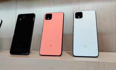 New tech  gadgets  gizmos  hi tech  Google just laid out its vision for the future of the mobile phone with its new Pixel 4– here's how it compares to the iPhone 11 and 11 Pro (GOOGL, GOOG, AAPL)