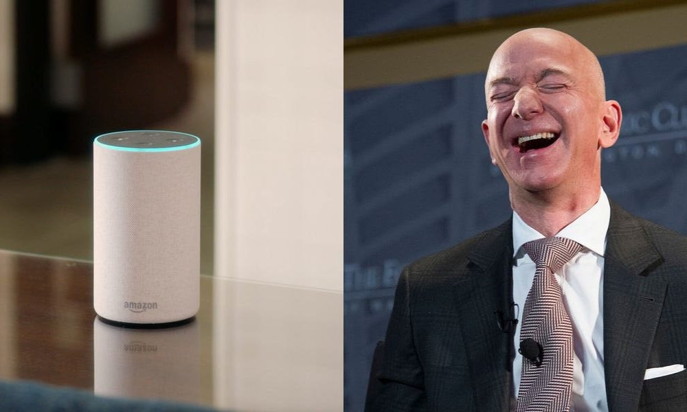 New tech  gadgets  gizmos  hi tech  The most bizarre things that deal with Amazon Alexa, from a twerking teddy bear to a clever toilet (AMZN)