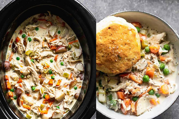 Recipes 20 Kid-Friendly Slow Cooker Recipes That Grownups Will Love, Too