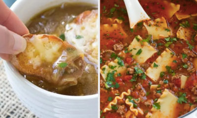 Recipes 17 Cozy Soup Recipes That'll Make You Grateful For Fall Weather