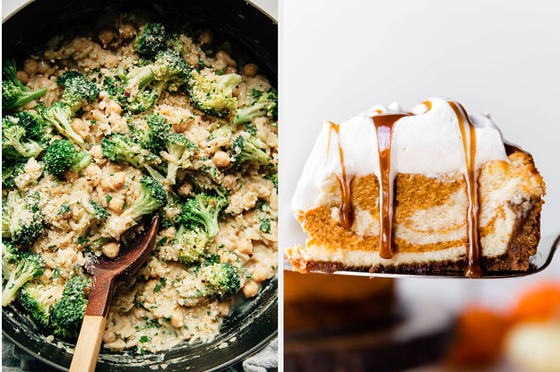 Recipes 24 Seasonal Fall Recipes To Make In November