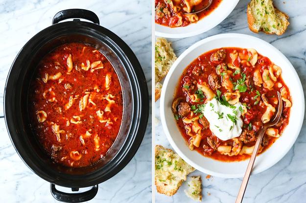 Recipes 22 (Legit Satisfying) Soups, Stews, And Broth Bowls