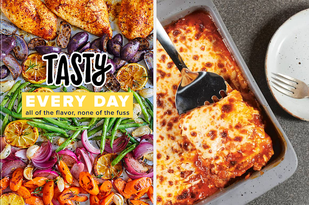 Recipes The New Tasty Cookbook Focuses On Dishes You Can In Fact Make In Your Home