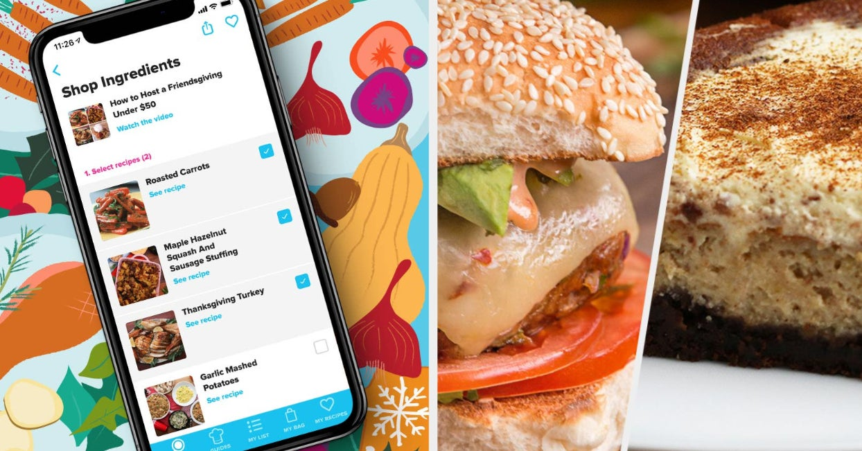 Recipes You Can Now Shop Curated Recipes On The Yummy App And Holiday Meal Prep Is Now A Lot Much Easier