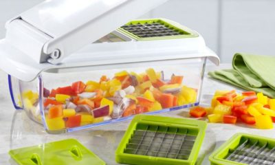 New tech  gadgets  gizmos  hi tech  This budget friendly vegetable chopper has cut my meal prep time in half– here's why it's so handy