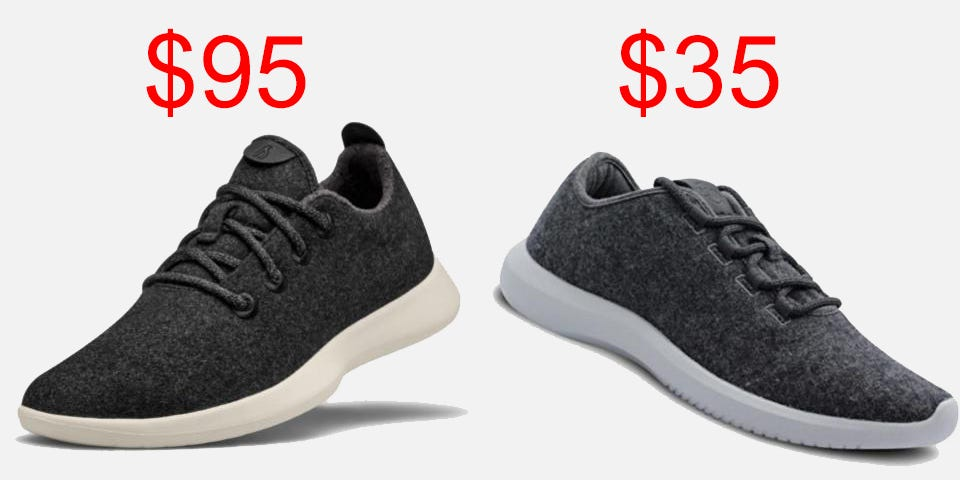 New tech  gadgets  gizmos  hi tech  Allbirds cofounder calls out Amazon for its knockoff shoes that cost less, calling them 'algorithmically inspired' (AMZN)