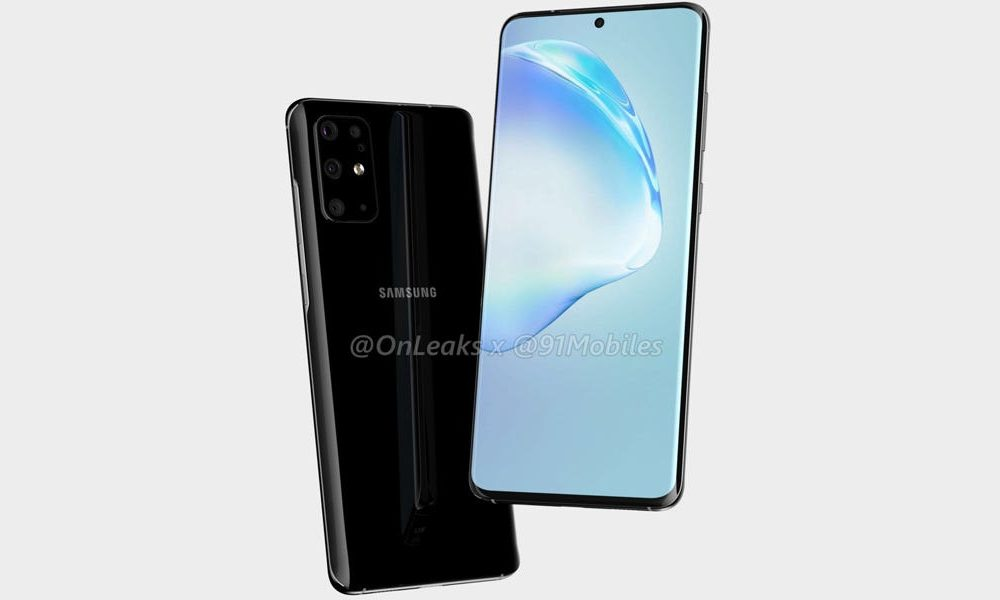 New tech  gadgets  gizmos  hi tech  We just got our most trustworthy appearance yet at Samsung's upcoming Galaxy S11