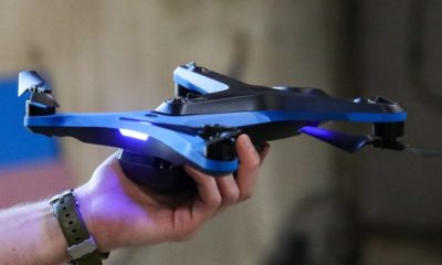 New tech  gadgets  gizmos  hi tech  An ex-Googler who's now an officer at drone-maker Skydio said he went from the phone to the drone industry due to the fact that 'phones have gotten type of uninteresting'
