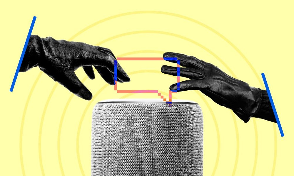 New tech  gadgets  gizmos  hi tech  Hackers are inventing creative ways to fool the microphones in clever speakers and it's opening a 'new world of threats'