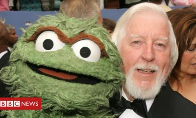 Kittens Caroll Spinney: Sesame Street's Huge Bird puppeteer passes away