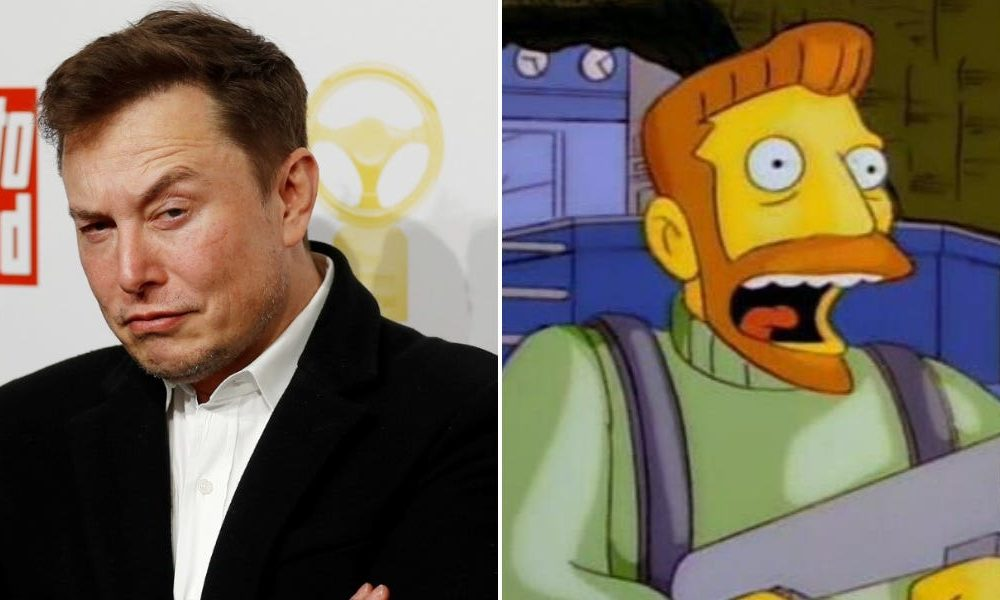New tech  gadgets  gizmos  hi tech  Elon Musk jokingly confessed that he is really Hank Scorpio, the maniacal, world domination-obsessed supervillain from 'The Simpsons'