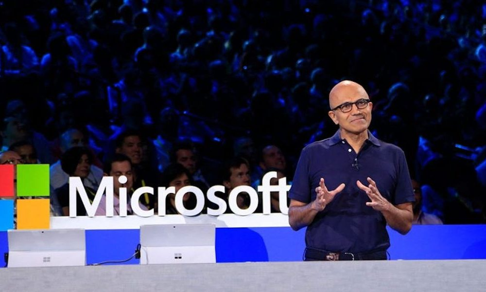 New tech  gadgets  gizmos  hi tech  Microsoft CEO Satya Nadella explains how he future-proofed Microsoft's cloud by utilizing the next huge thing called 'edge computing' (MSFT)