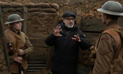 New tech  gadgets  gizmos  hi tech  Sam Mendes explains why he made WWI epic '1917'– and why he did it in one long take