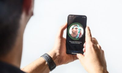 New tech  gadgets  gizmos  hi tech  San Francisco is changing its facial recognition restriction after it unintentionally made the iPhones it offered to city workers illegal (AAPL, FB)