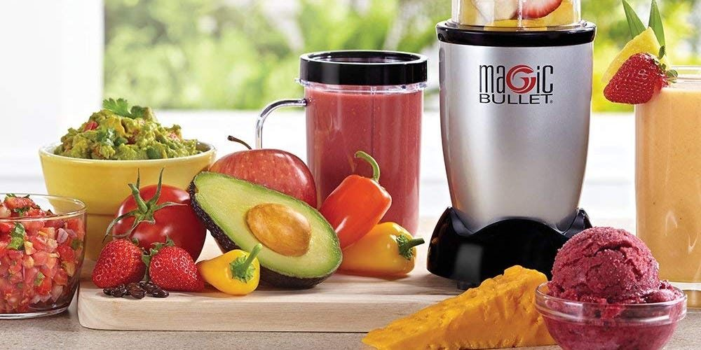 New tech  gadgets  gizmos  hi tech  The Magic Bullet mixer from infomercials of yore was among the very best purchases I have actually ever made– and it happens to be on sale for $28 today