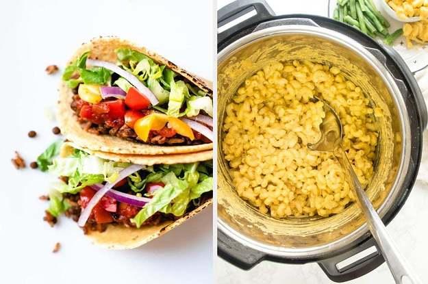 Recipes 24 Quick And Easy Vegan Instant Pot Recipes