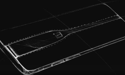 New tech  gadgets  gizmos  hi tech  OnePlus produced an idea smart device that uses glass tech from a $300,000 supercar to make the cam vanish