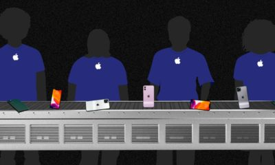 New tech  gadgets  gizmos  hi tech  How Apple's push to rule the mobile phone industry has actually made Apple Store employees seem like robotics (AAPL)