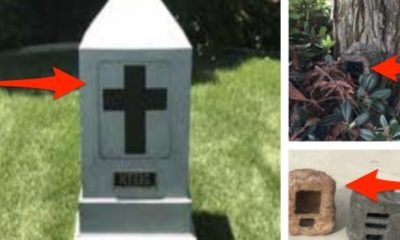New tech  gadgets  gizmos  hi tech  A monitoring business is quietly offering authorities hidden electronic cameras and listening gadgets camouflaged as rocks, trees, and tombstones– and it's threatening to take legal action against reporters who report on its existence
