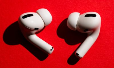 New tech  gadgets  gizmos  hi tech  Apple's AirPods had a breakout year in 2019, and it shows that they're slowly becoming one of the business's crucial items (AAPL)