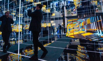 New tech  gadgets  gizmos  hi tech  These were some of the most extravagant TELEVISION concepts at CES, from a screen that unfurls from your ceiling to a turning design motivated by mobile phones