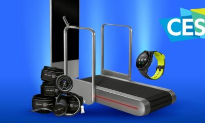New tech  gadgets  gizmos  hi tech  7 best brand-new physical fitness tech products we saw at CES 2020