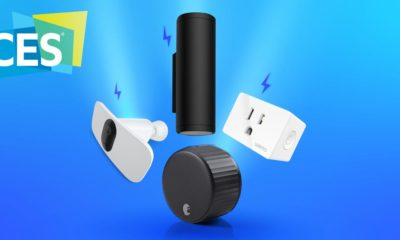New tech  gadgets  gizmos  hi tech  The 10 finest brand-new smart house devices we saw at CES 2020
