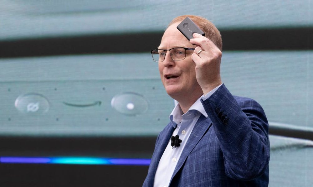 New tech  gadgets  gizmos  hi tech  Amazon's head of devices states the wise home is still 'too complicated'– and working with major rivals like Apple and Google is the method to fix it (AMZN, AAPL, GOOG, GOOGL)