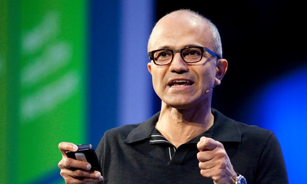 New tech  gadgets  gizmos  hi tech  Microsoft CEO Satya Nadella says too lots of individuals utilize their phones to consume, not develop– and believes its Teams chat app can assist restore 'balance' (MSFT, WORK)
