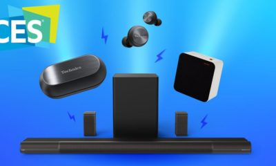 New tech  gadgets  gizmos  hi tech  The 6 best audio items we saw at CES 2020– from Vizio, Panasonic, Sennheiser, and more
