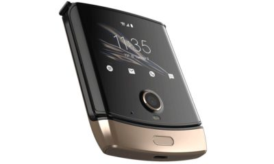 New tech  gadgets  gizmos  hi tech  A new reported color alternative for Motorola's$ 1,500 Razr foldable smartphone just emerged