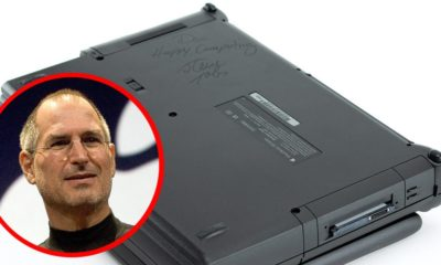 New tech  gadgets  gizmos  hi tech  A huge collection of classic Apple items and memorabilia is about to be auctioned off, including a Powerbook signed by Steve Jobs (AAPL)