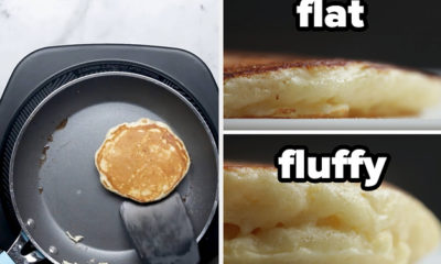 Recipes The 10-Second Technique For Making Pancakes Bonus Fluffy (Not Flat)