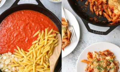 Recipes 23 Family-Friendly Recipes You Can Make In A Single Cast-Iron Frying Pan