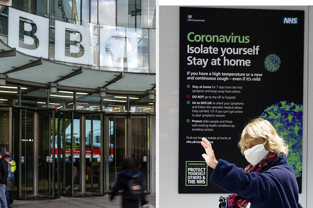 Recipes BBC Insiders Say Coronavirus Is A Defining Moment For The Broadcaster