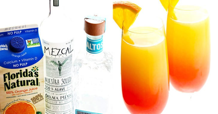 Recipes 17 No-Fuss Mixed Drink Dishes You Can Have All Set In About 5 Minutes