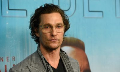 Gardening Matthew McConaughey advises fans to remain within: 'We are at war with a virus'