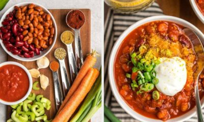 Recipes 32 Vegan Dish Ideas You Can Make With Kitchen Staples And Cans Of Vegetables