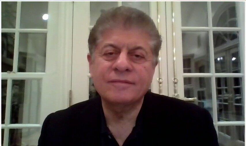 Gardening Judge Nap states coronavirus constraints part of 'the slow death of civil liberties'