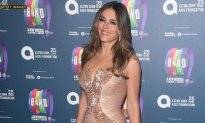 Gardening Elizabeth Hurley says being on lockdown has diminished her hope of discovering love