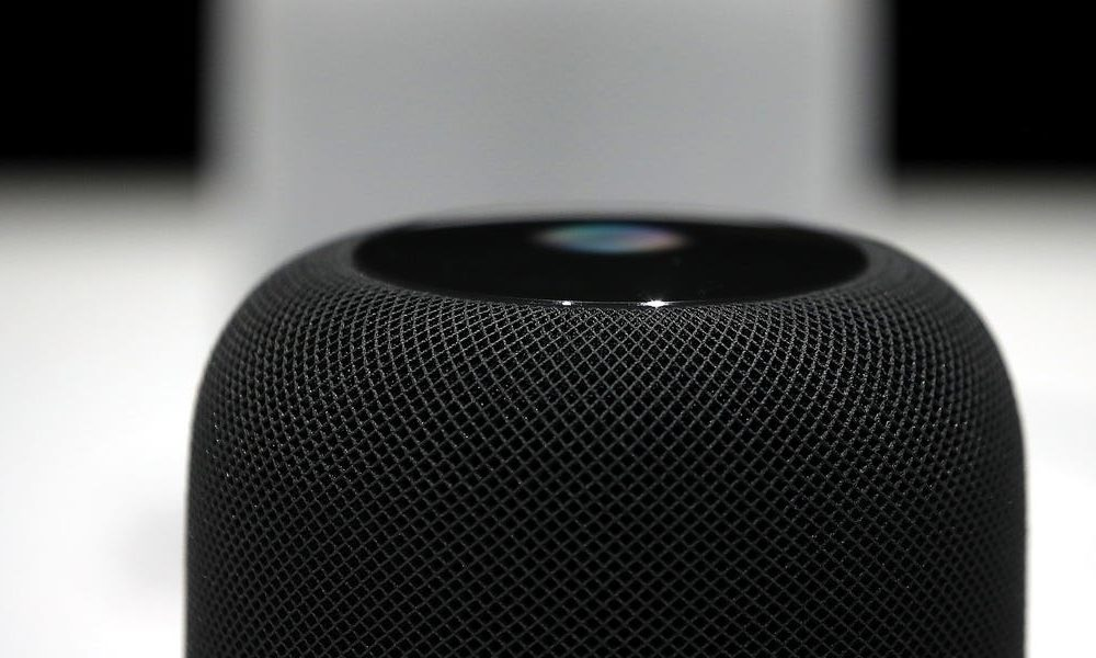 New tech  gadgets  gizmos  hi tech  Apple is releasing a brand-new HomePod speaker that resolves two of the original's greatest defects, report states (AAPL)