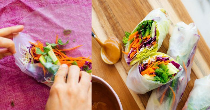 Recipes 24 No-Fuss Lunch Recipes You'll Actually Get Excited To Consume