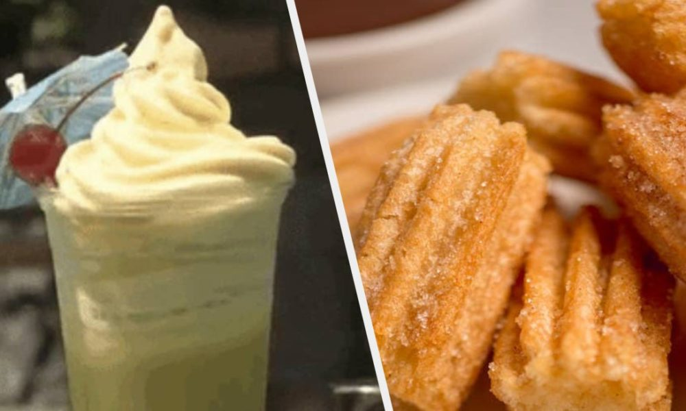 Recipes 17 Disney Park Food Recipes To Recreate The Magic In The House
