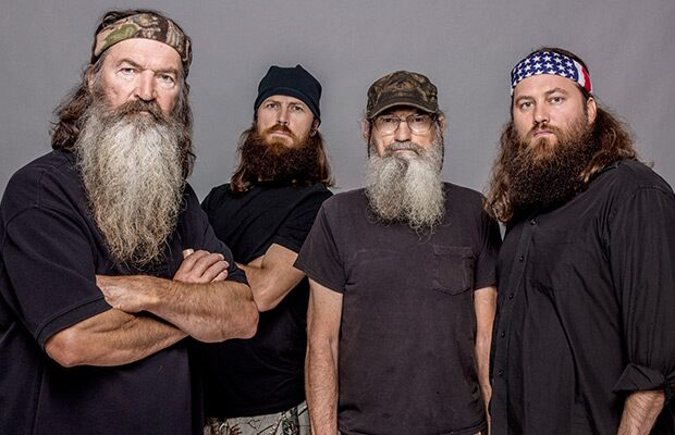 Gardening Robertson household details drive-by shooting at 'Duck Dynasty' star's home