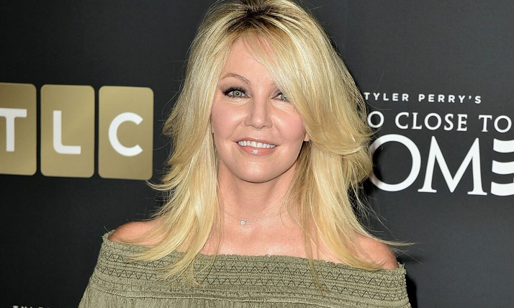 Gardening 'Melrose Location' alum Heather Locklear commemorates 1 year of sobriety: 'Hugs will come later on'