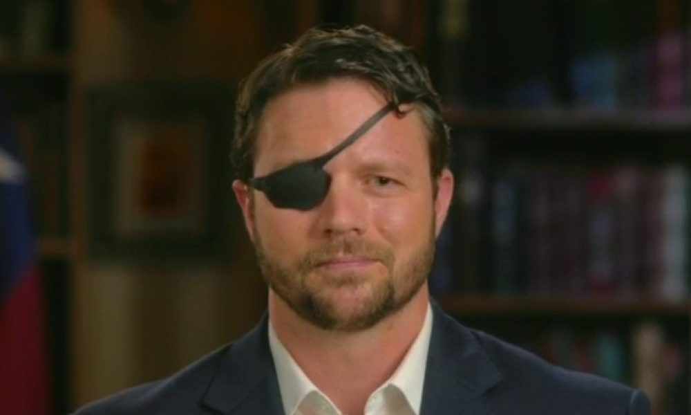 Gardening Dan Crenshaw responds to jailing of beauty salon owner, states some leaders 'intoxicated with power'