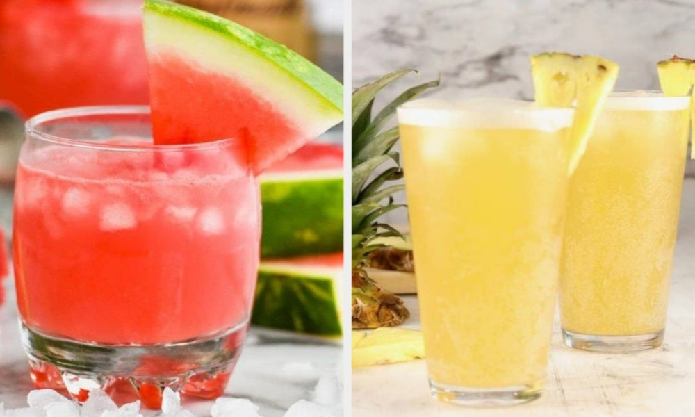 Recipes 24 Easy Cocktail Recipes To Make When You're Sick Of White Wine And Beer