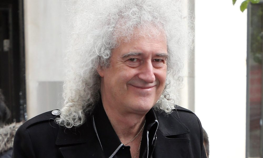 Gardening Queen's Brian May rips his butt 'to shreds' while gardening in quarantine